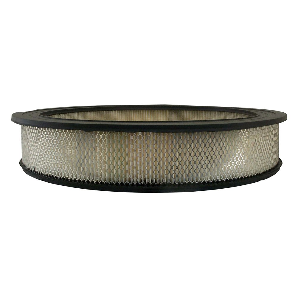 Round Air Filter : Acdelco a c professional™ round air filter