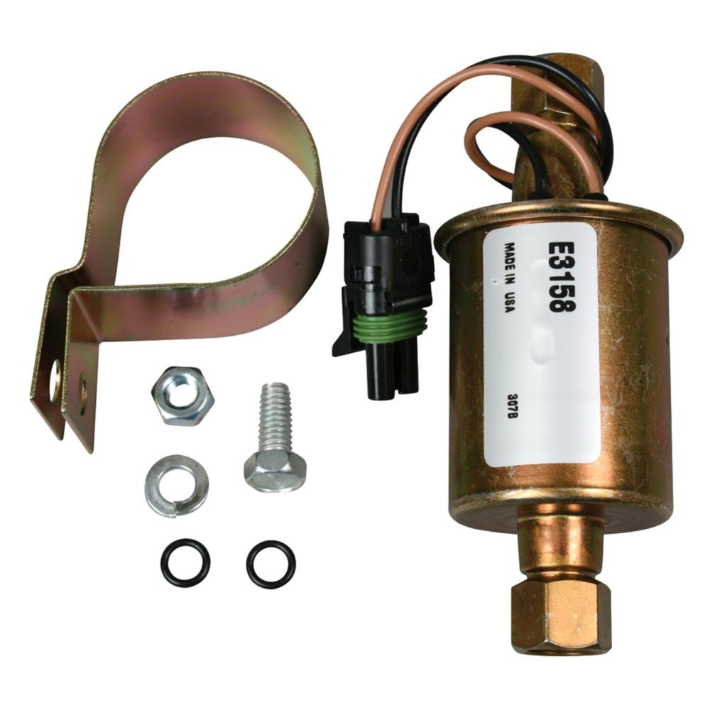 Electric Fuel Pumps For Tractors : Acdelco ep gm original equipment™ in line electric