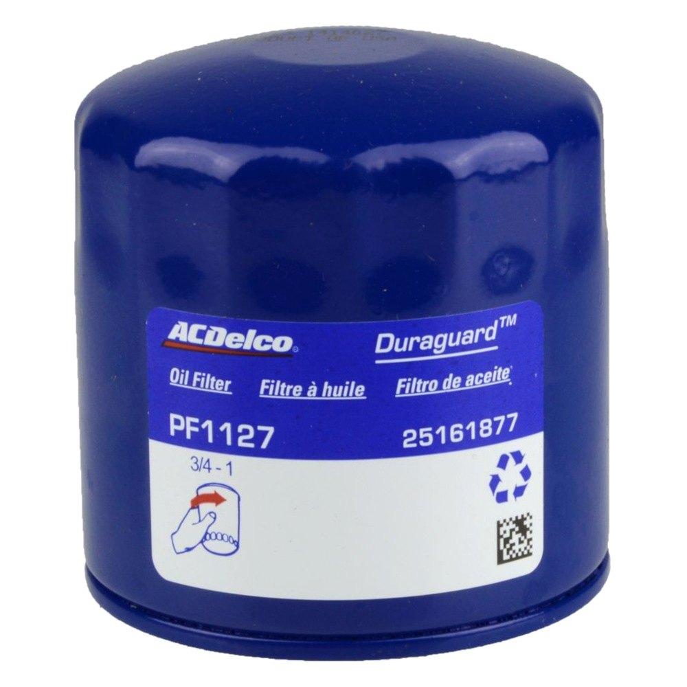 Acdelco Pf1127 Professional Oil Filter 2003 Kia Sorento Fuel
