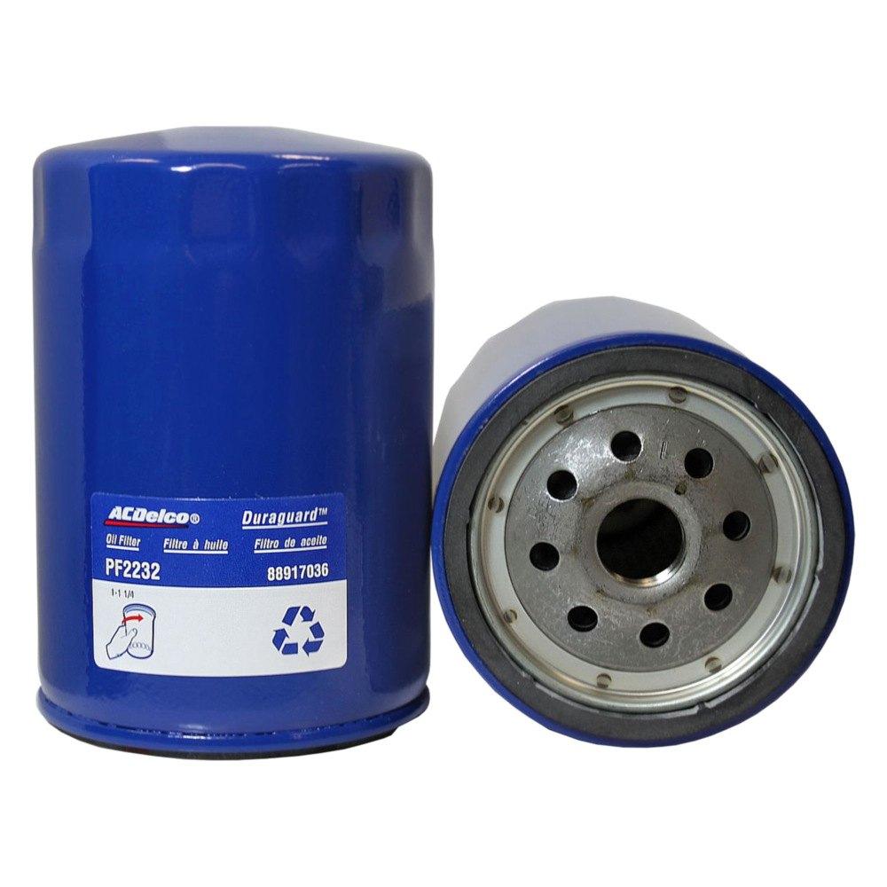Acdelco Chevy Silverado 2016 Professional Engine Oil Filter