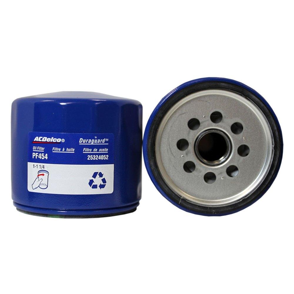 Acdelco Pf454 Professional Oil Filter Ebay