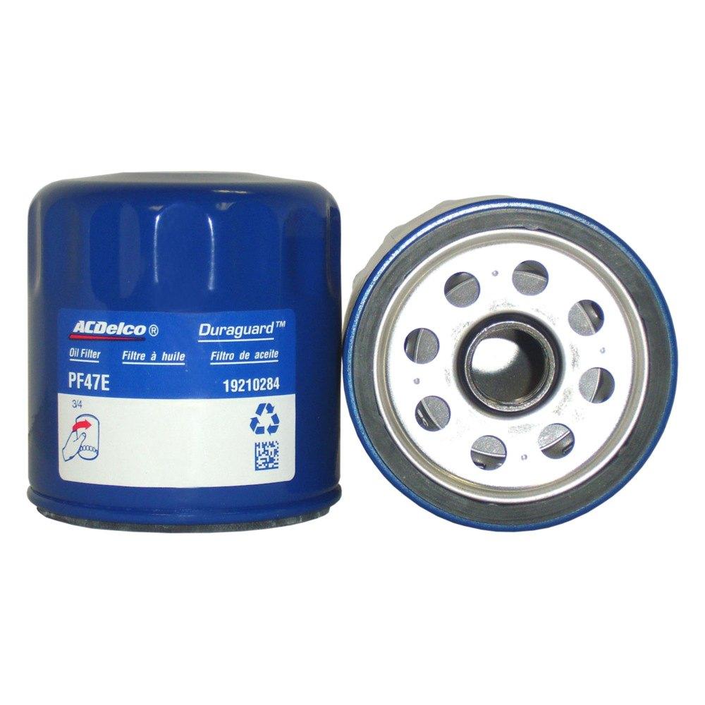 acdelco® pf47e - professional™ oil filter
