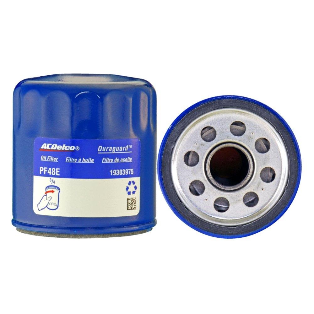 Pf48e Acdelco Professional Engine Oil Filter