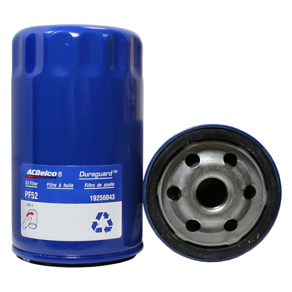 Acdelco Pf52 Professional Classic Design Oe Style Oil Filter 94 Buick Century Fuel
