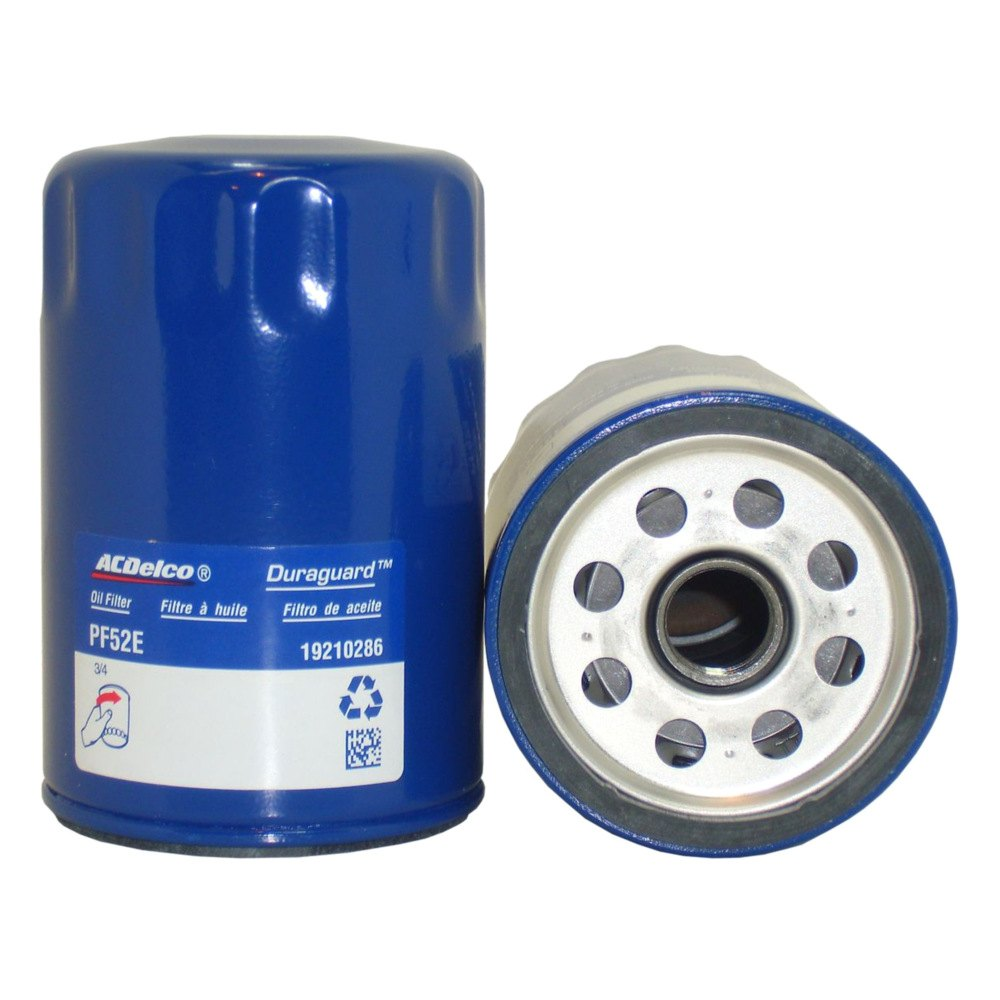 Acdelco Pf52e Gm Original Equipment Spin On Engine Oil Filter