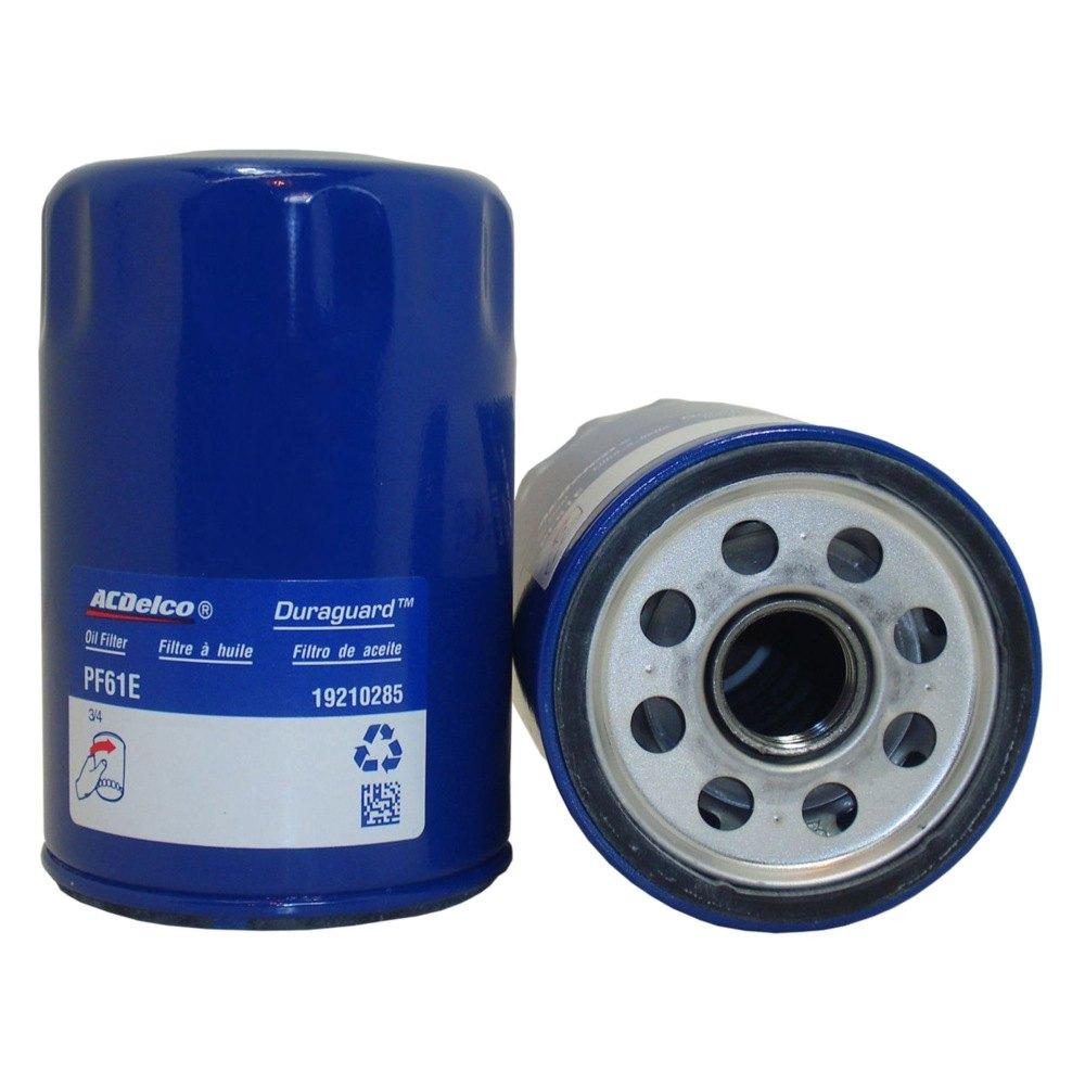 Acdelco Pf61e Professional Oe Design Oil Filter With