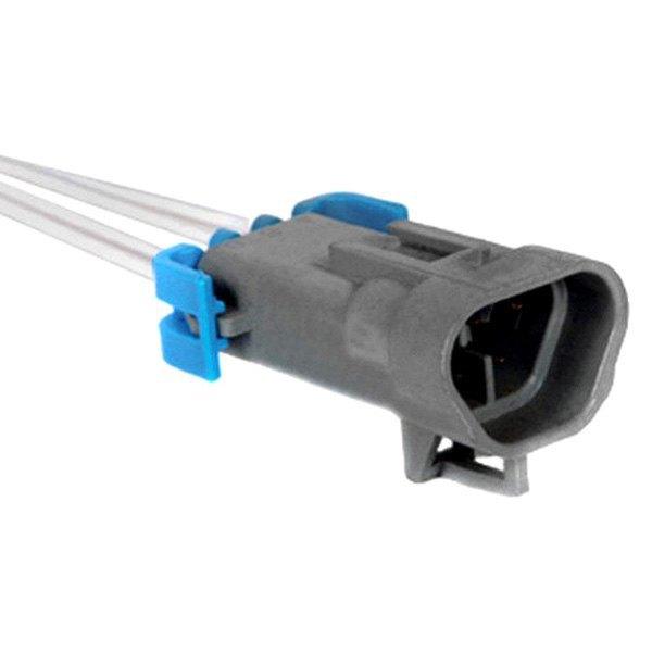 ac oxygen sensor wiring acdelco® - chevy avalanche 2002 gm original equipment ... ford focus oxygen sensor wiring #3