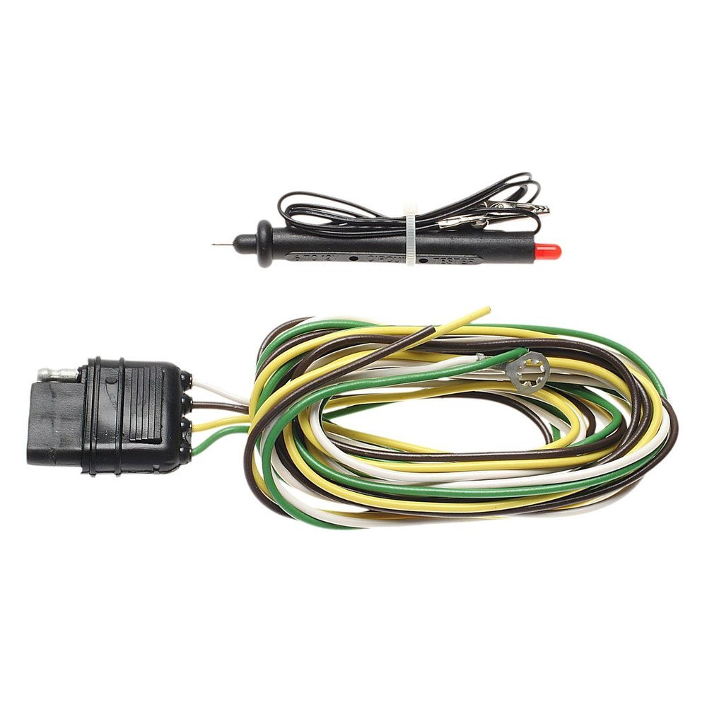 Acdelco Gmc 1000 Series 1963 Professional Inline To Trailer Trailor Wire Harness Wiring