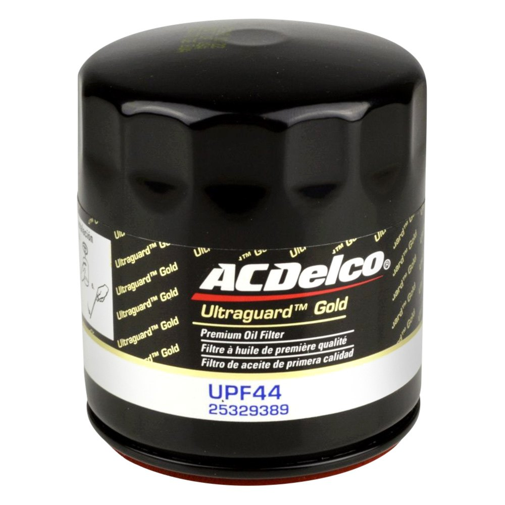 upf44 acdelco specialty engine oil filter ebay. Black Bedroom Furniture Sets. Home Design Ideas