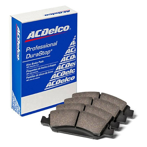 ACDelco 17D1192CHF1 Professional Ceramic Front Disc Brake Pad Set