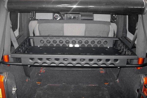 Teraflex Rear Cargo Rack Teraflex Jk Rear Utility Cargo