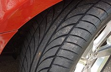 ACHILLES® - ATR Sport Tires on Car