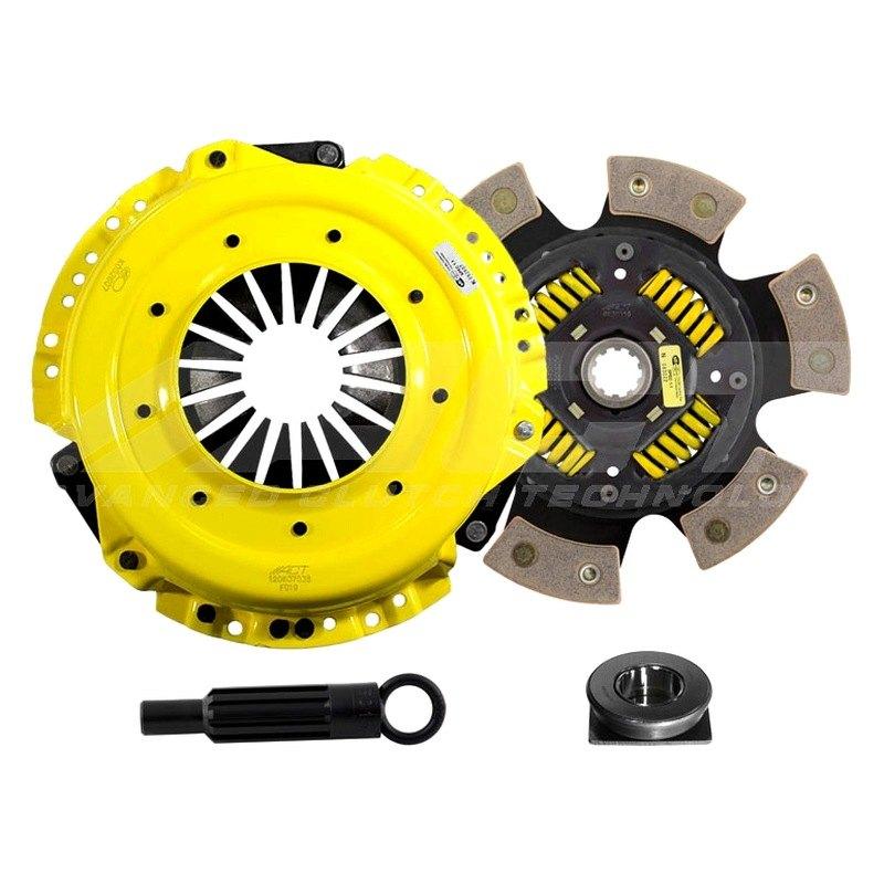 Semi Clutch Kits : Act ford custom l standard transmission