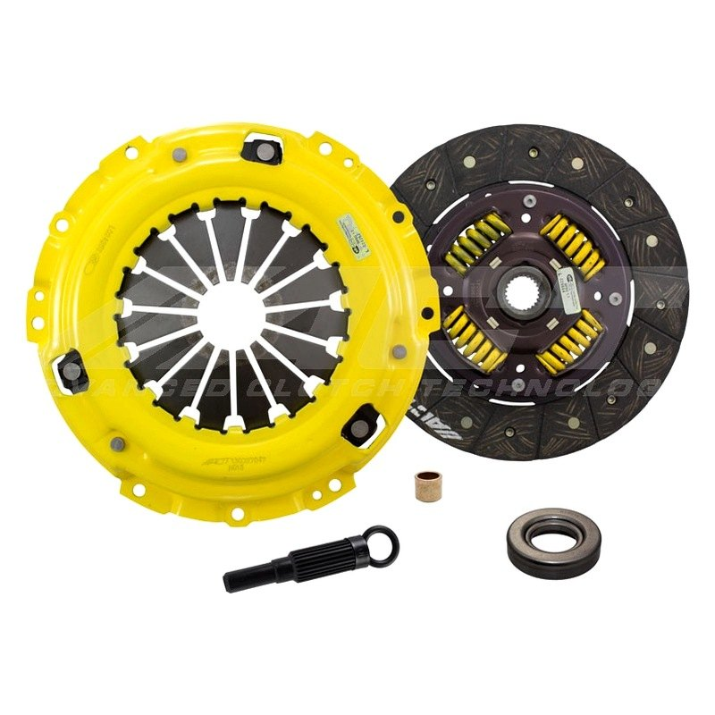 Semi Clutch Kits : Act ns hdss heavy duty street single disc clutch kit
