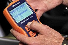 Code Scanner Plus in Use