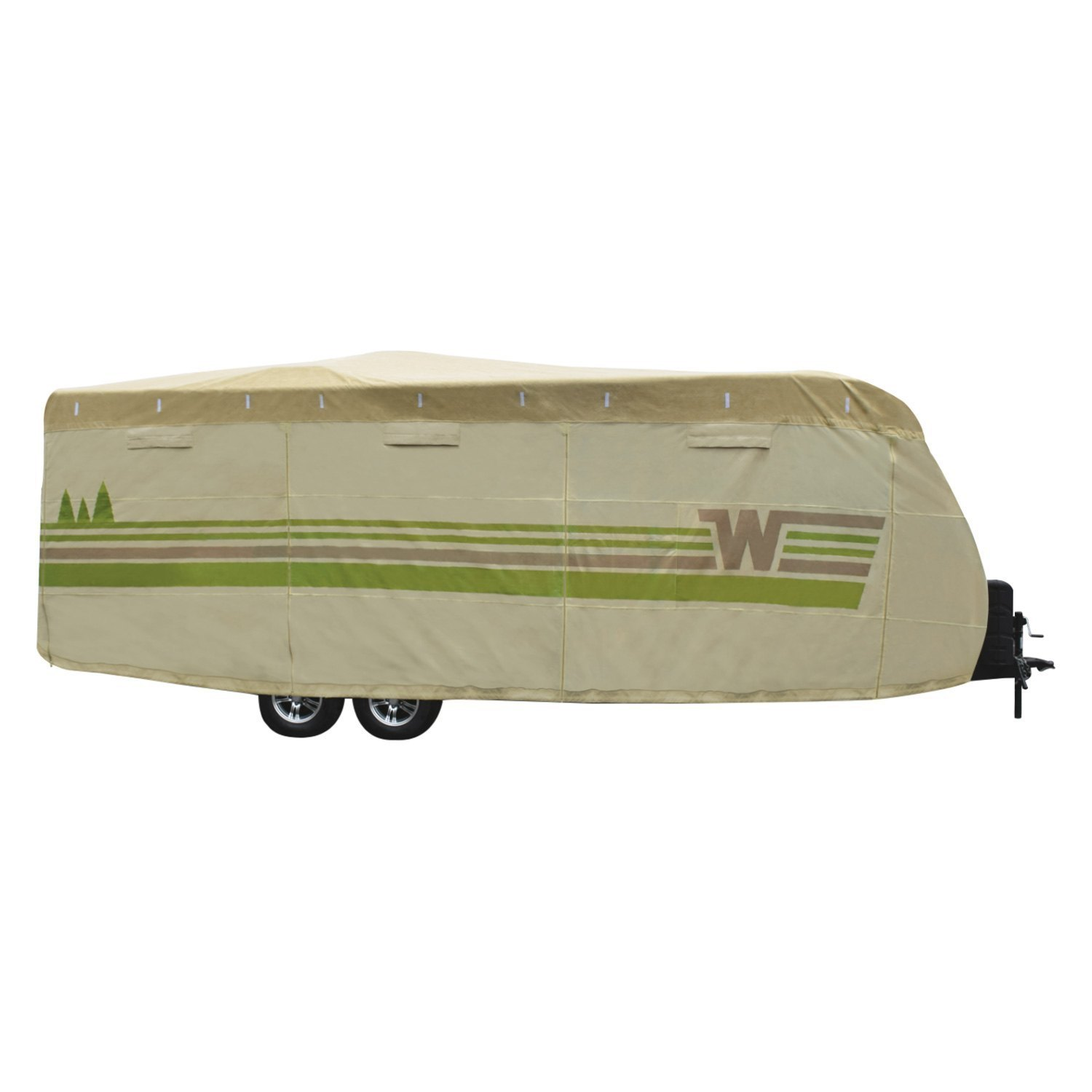 Brilliant Camco 45712 RV 2639 ULTRAShield Class CTravel Trailer Cover 108quotH X