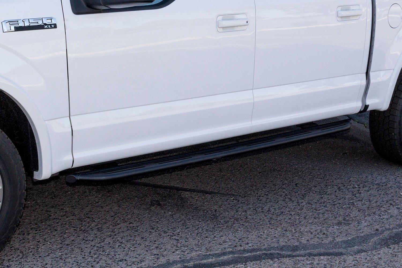 Add Ford F 150 2016 Lite Black Side Steps