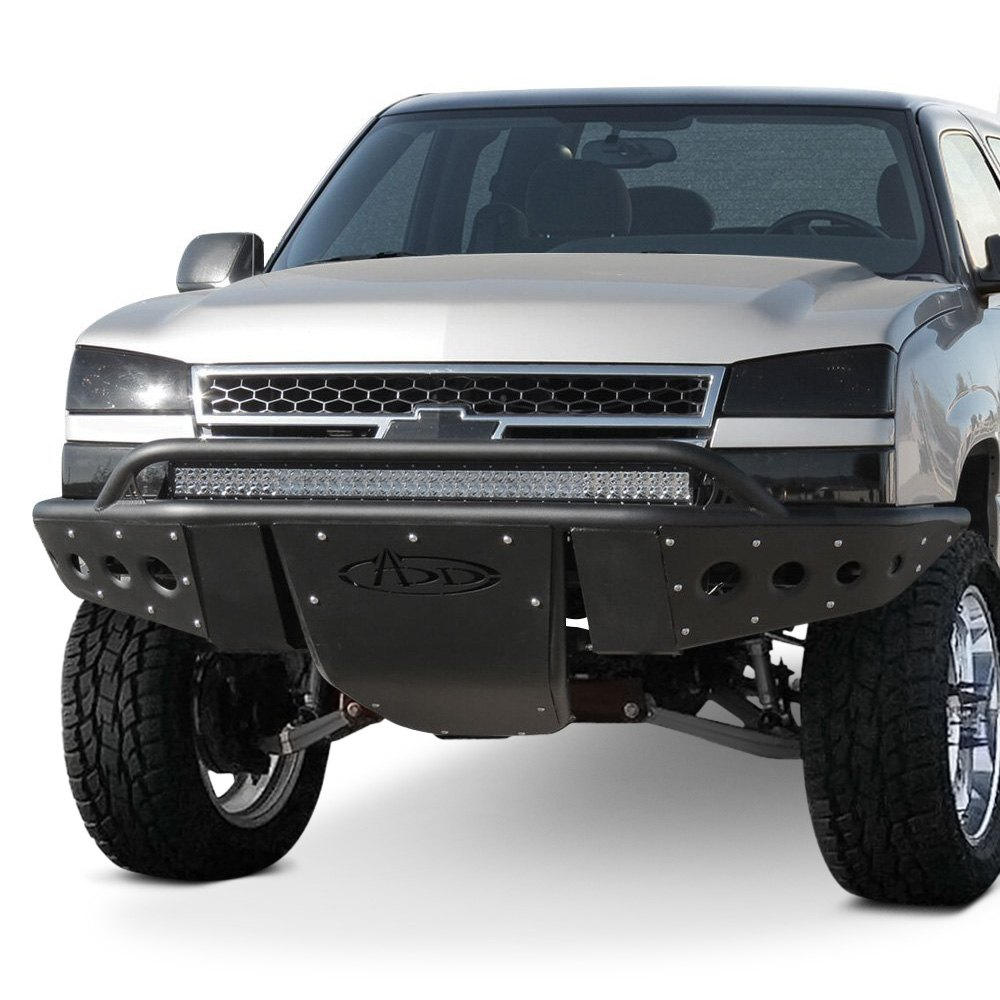 ADD® - Chevy Silverado 2004 Stealth Full Width Black Front ...