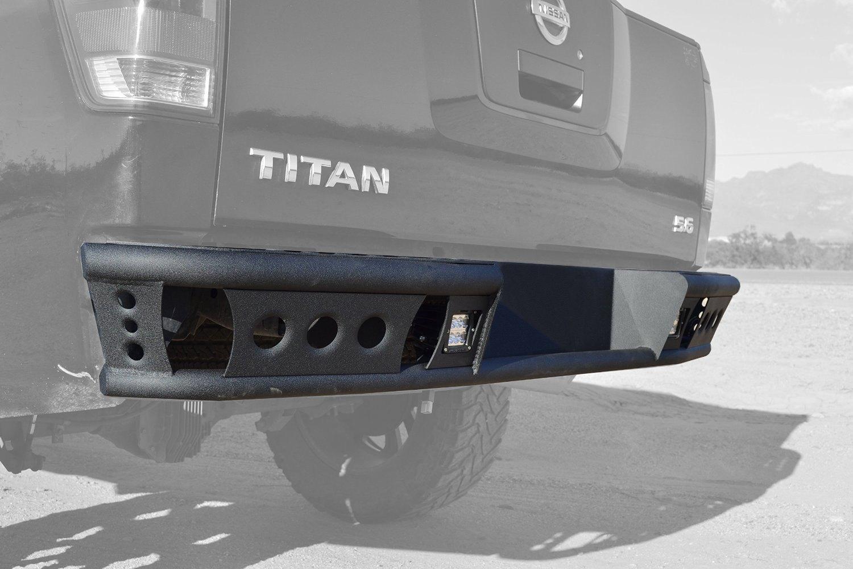 Addictive Desert Designs 174 Nissan Titan Without Rear