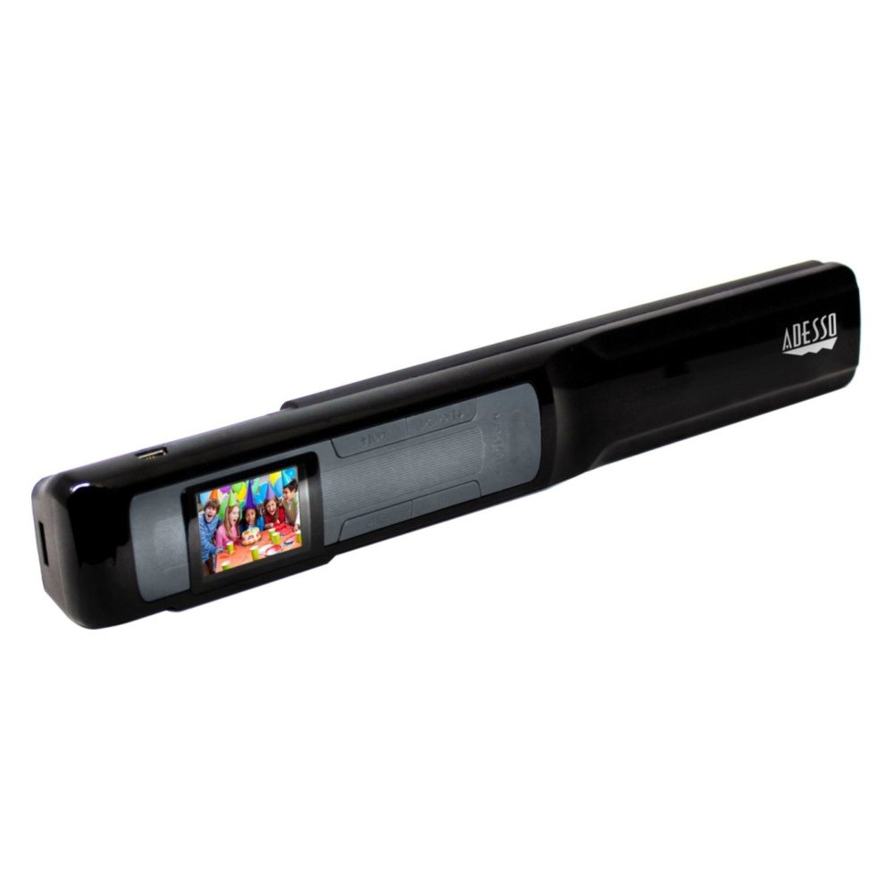 Adesso® EZSCAN 310 - Ecoscan Handheld Scanner