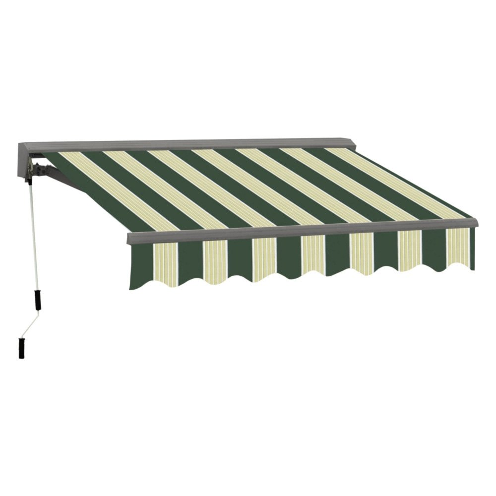 ADVANING® EA1610-A222H - Classic Manual Retractable Awning