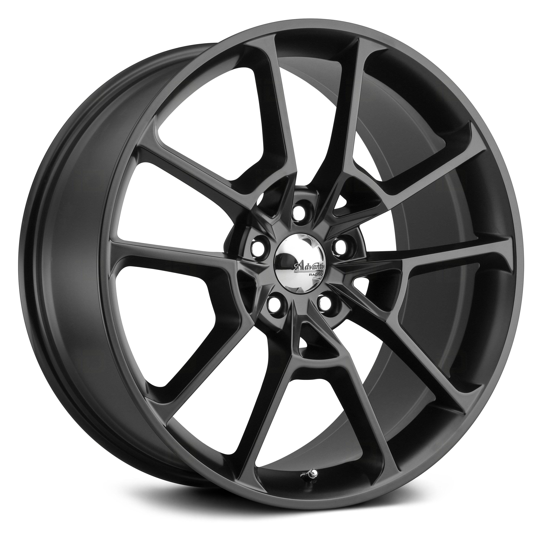 advanti racing fury wheels matte black rims. Black Bedroom Furniture Sets. Home Design Ideas