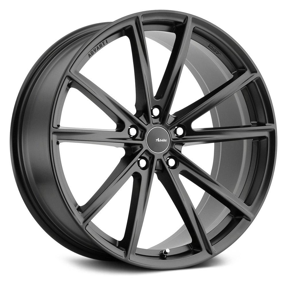 advanti racing torcere wheels 20x9 40 5x112 66 6. Black Bedroom Furniture Sets. Home Design Ideas
