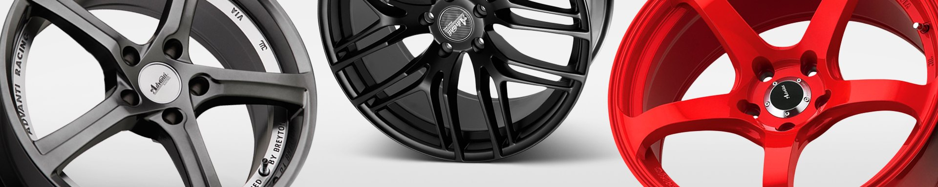 Universal Advanti Racing WHEELS & RIMS