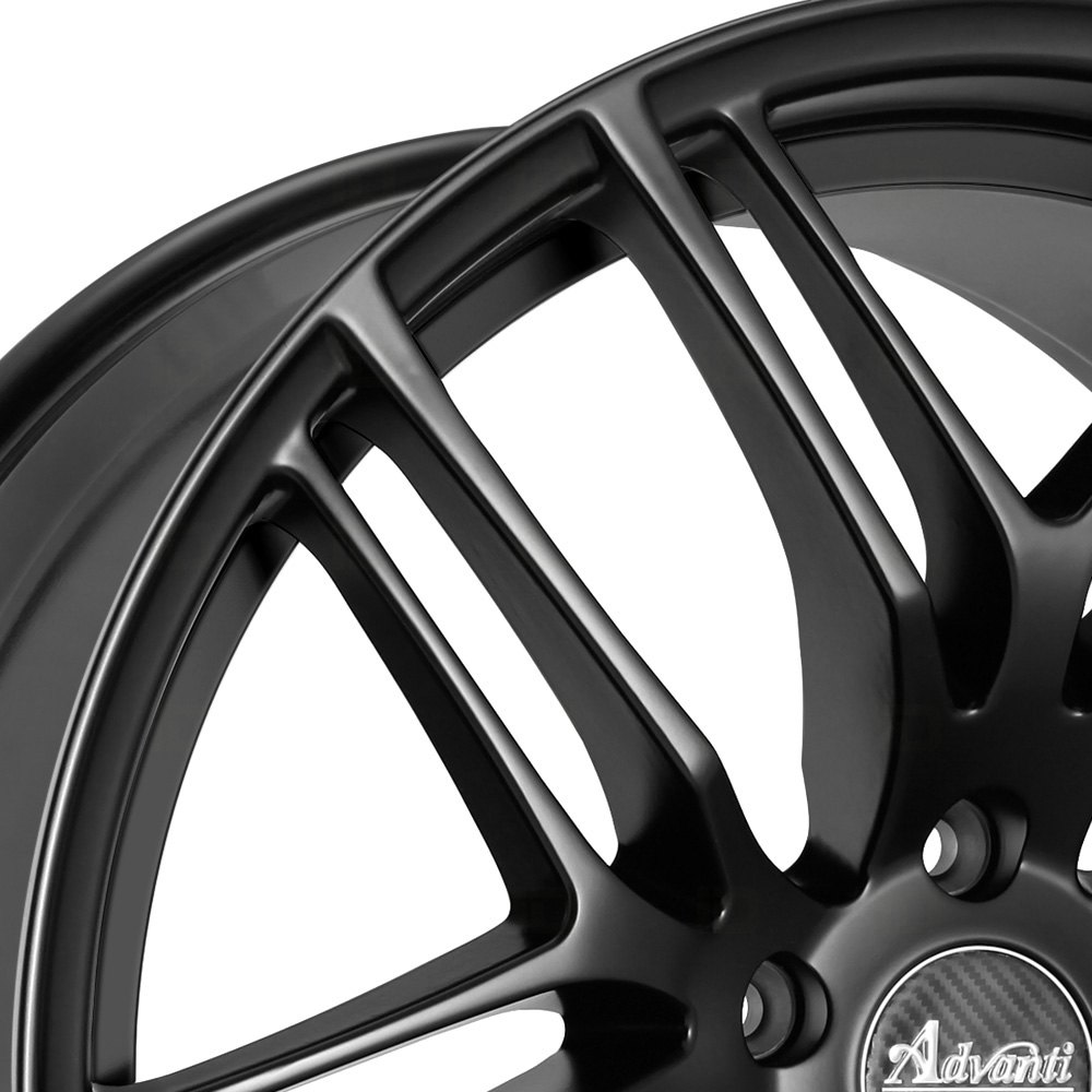 Advanti Racing BELLO Wheels 19x9.5 (+45, 5x112, 66.56