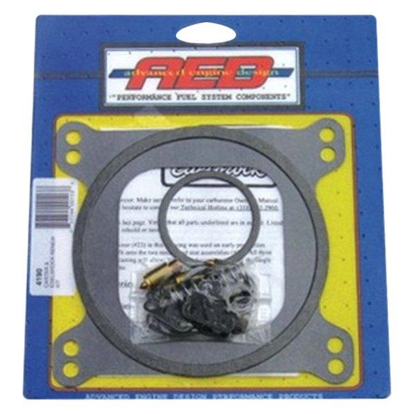 AED Performance® 4190 - Carter and Edelbrock Carburetor Rebuild Kit