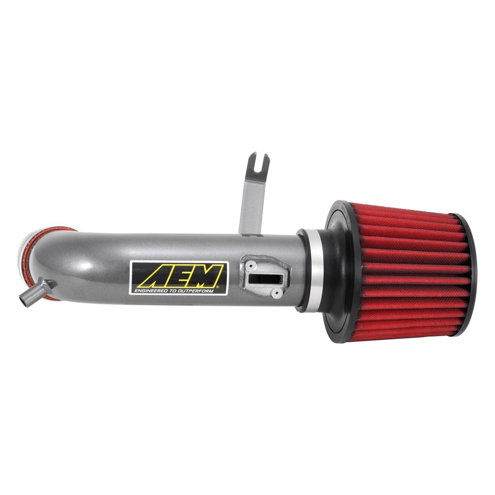 aem nissan altima 2 5l sedan 2013 aluminum cold air intake system with red filter. Black Bedroom Furniture Sets. Home Design Ideas