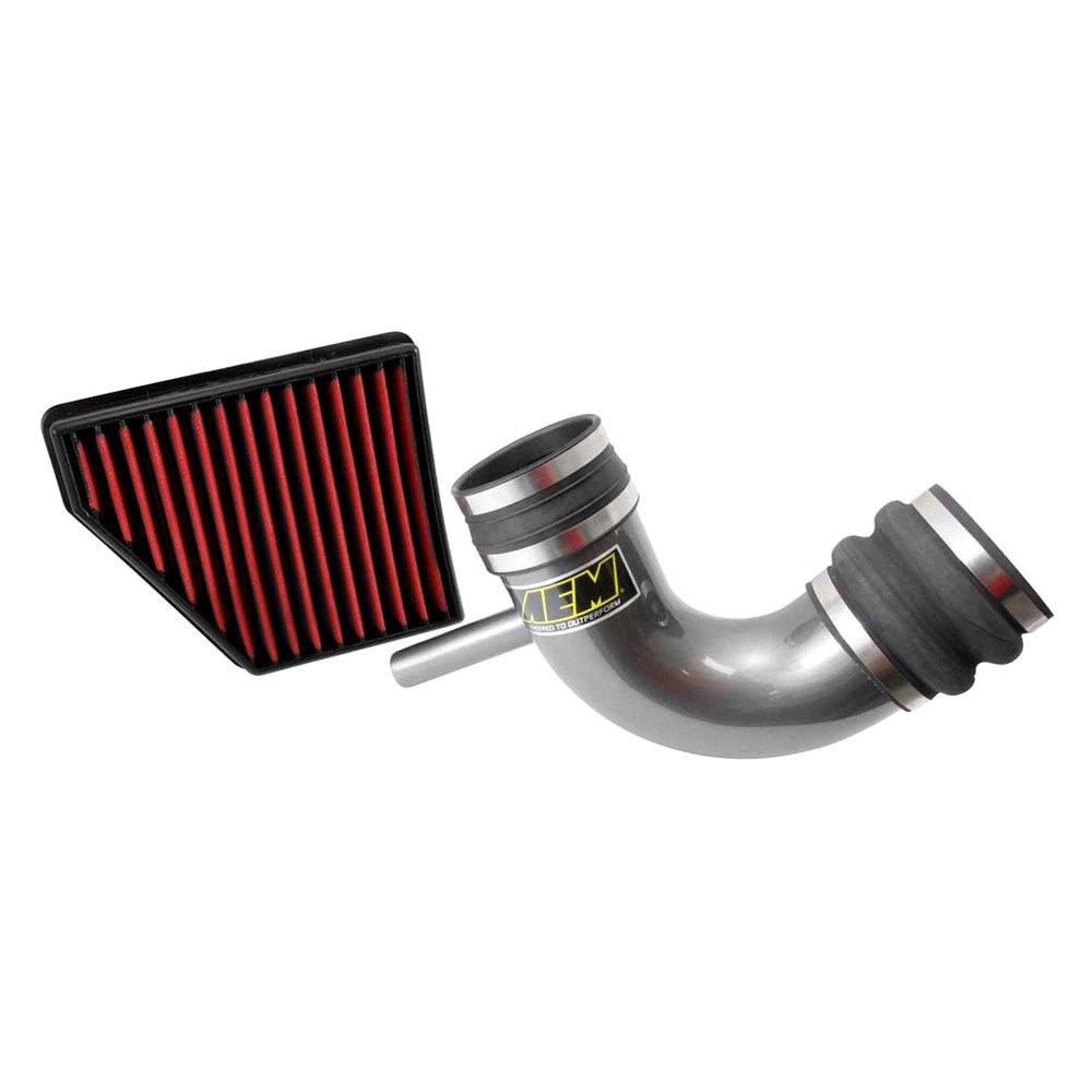 Ram Air Intake : Aem chevy camaro  short ram air intake system