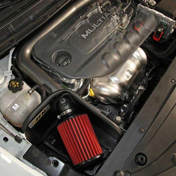 Chrysler 200 2.4L Without Mass Air Sensor 2015