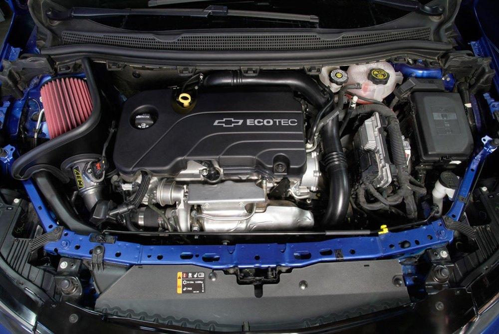 Aem 174 Chevy Cruze 1 4l 2017 Aluminum Gunmetal Gray Cold