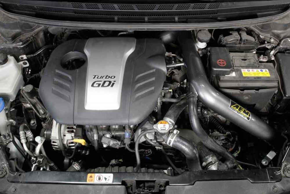 Kia Performance Center >> AEM® - Kia Forte Koup / Forte5 1.6L 2014 Aluminum Gunmetal ...