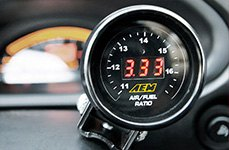 AEM® - Digital Air Fuel UEGO Gauge