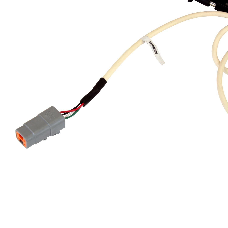 AEM® 30-2907-96 - AQ-1 OBDII Data Logger Wiring Harnesses on