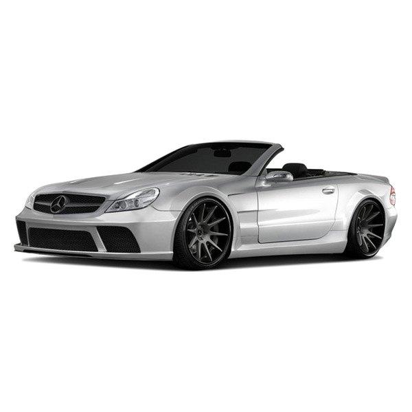 2000 c230 kompressor wide body kit - Mercedes Forum