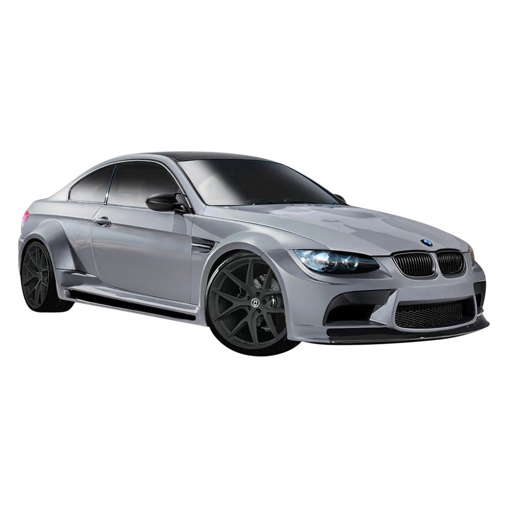 Aero Function 174 Bmw M3 Coupe 2011 Af 5 Style Fiberglass