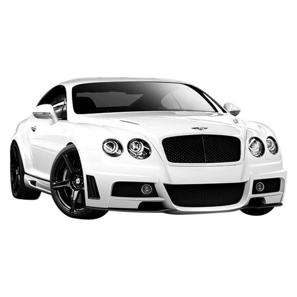Bentley Continental 2007 AF-1 Style