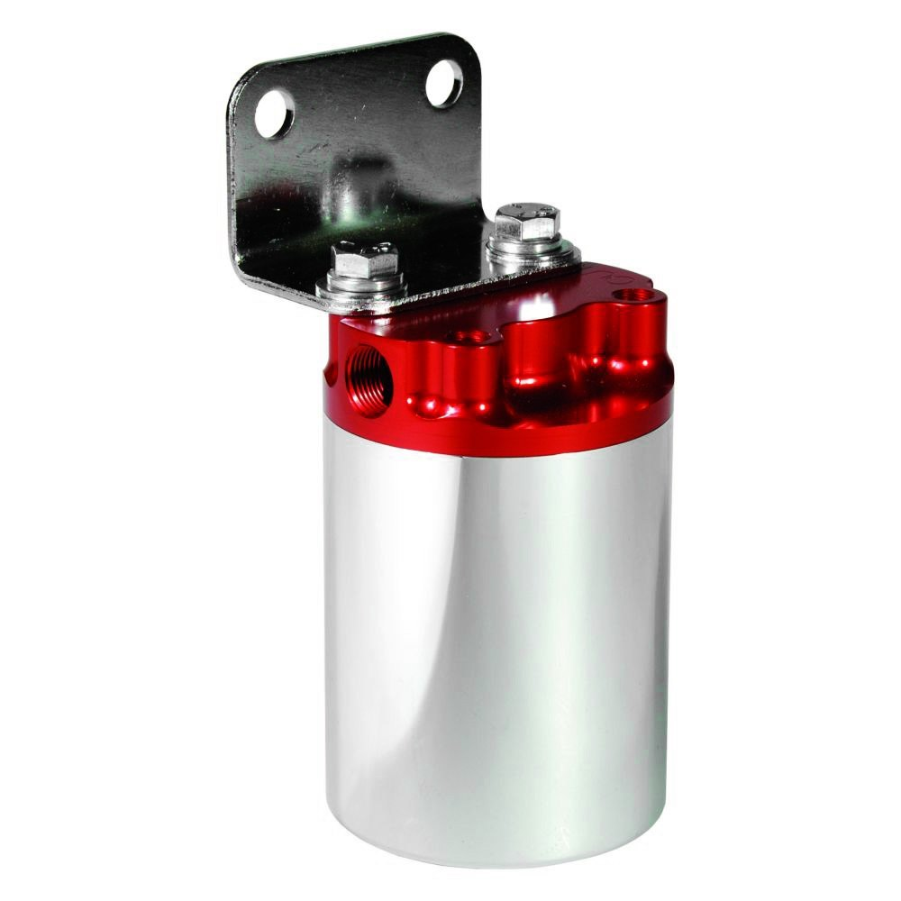 fuel filter canister aeromotive® 12318 - canister style fuel filter fram canister fuel filter