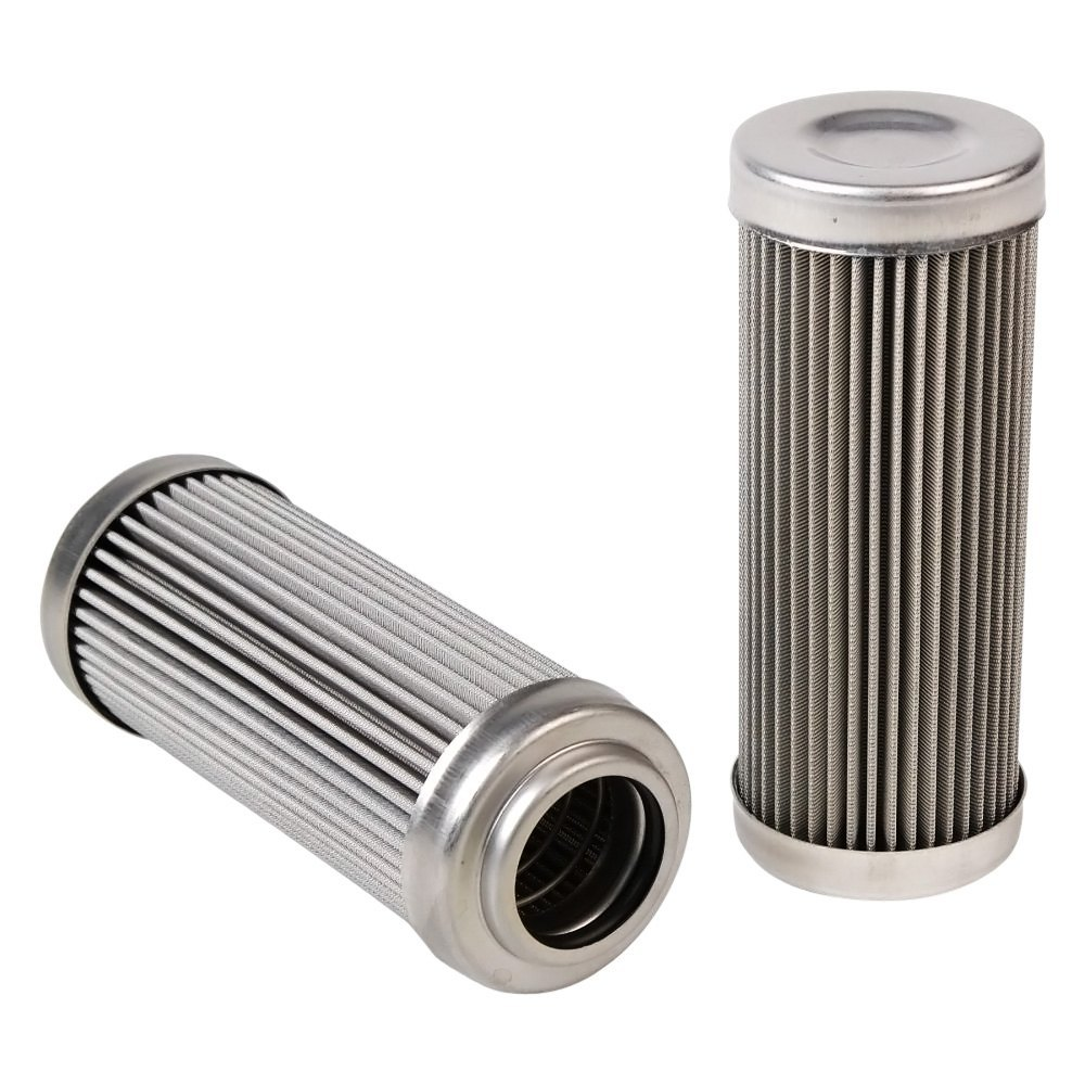 Aeromotive 12602 replacement pro series stainless fuel for Filter performance rating fpr