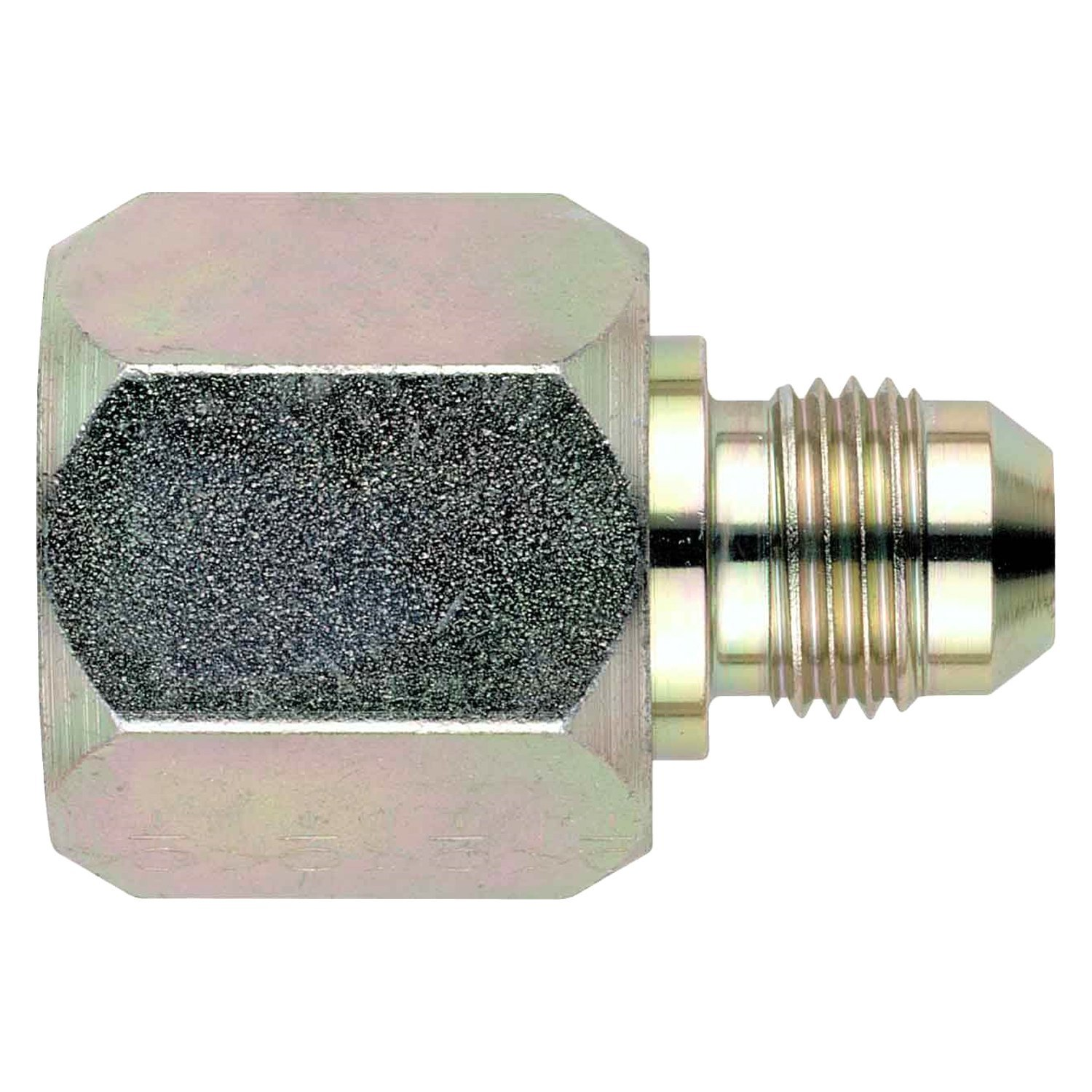Aeroquip fbm an to flare swivel reducer adapter