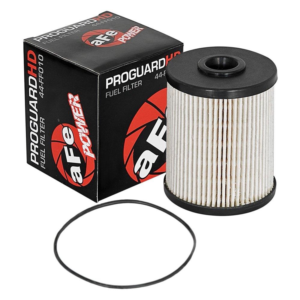 afe® - dodge ram 2007 pro guard d2 fuel filter 2004 cadillac srx fuel filter