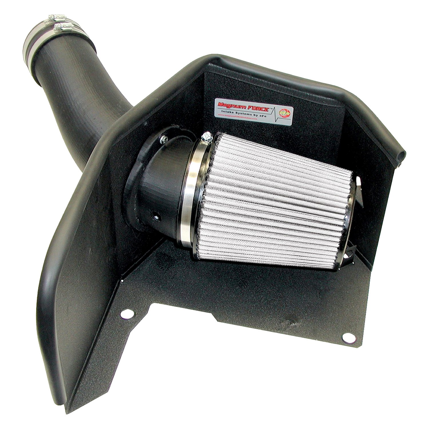Cool Air Intake : Afe ford f l magnum force™ stage aluminum
