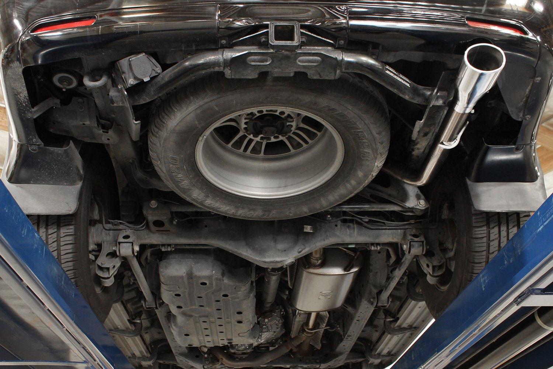 Gx Cat Back Exhaust Installation