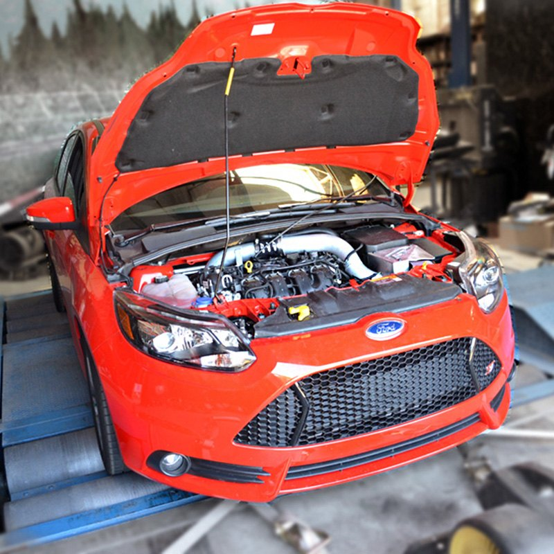 Ford Focus St Cold Air Intake >> Focus St Performance Air Intake By Agency Power At Carid Ford