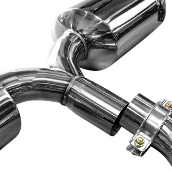 Agency Power AP-RX8-170 Titanium Cat-Back Exhaust System