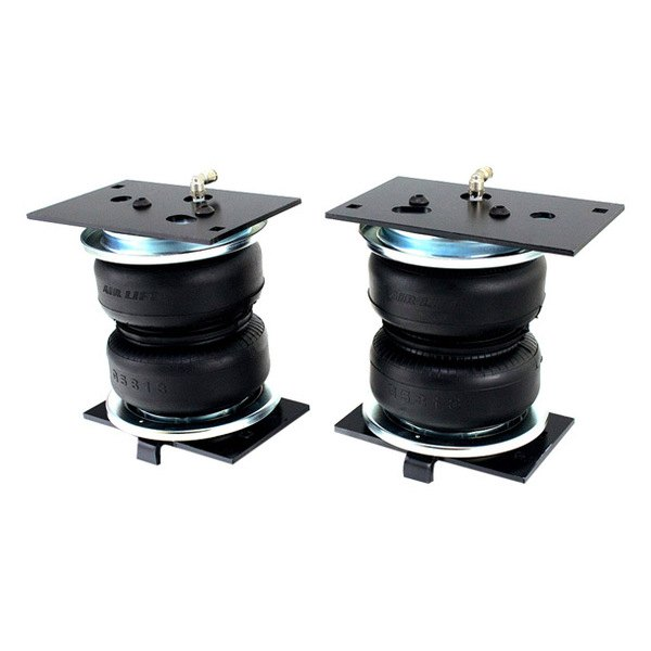 Fifth Wheel Air Ride Suspension : Air lift ram with fifth wheel hitch