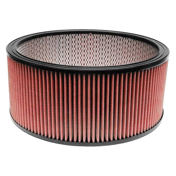 Round Air Compressor Filters : Airaid synthamax round air filter